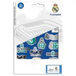 Real Madrid 300 db-os matrica szett